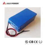 Batería del fabricante 12ah LiFePO4 de la ISO (12V 24V 36V 48V) para la E-Bici