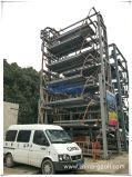 Parque de estacionamento giratório esperto vertical automatizado do sistema do estacionamento do carro