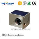 レーザーの彫版機械のための20mmのビーム開口Sg8220デジタル検流計