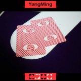 A pá transparente acrílica nova do tipo da pá do casino do estilo 2017 mais densamente com punho pode imprimir o logotipo feito sob encomenda Ym-BS05