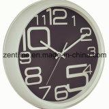 Horloge de mur de cercle avec le prix usine