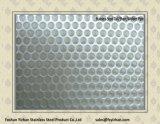 feuille perforée de l'acier inoxydable 4X8 304