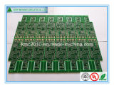 4 층 녹색 Fr4 침수. 금 PCB