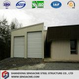ISO bescheinigte niedrige Kosten-Stahllager/Werkstatt/verschüttet