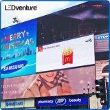 광고를 위한 낮은 전력 소비 풀 컬러 옥외 발광 다이오드 표시