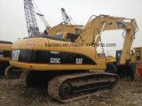 猫325cの掘削機の元の日本使用された機械