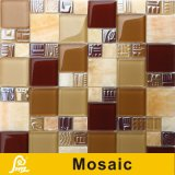 mosaico caliente de la mezcla de los bloques de la venta de 8m m para la serie de la mezcla de los bloques de la decoración de la pared (mezcla E01/E02/E03 del bloque)