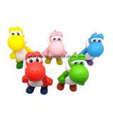 Costumbre plástico 3D Llavero mascotas PVC para regalos promocionales