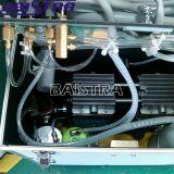 Unità dentale portatile della turbina con il compressore d'aria