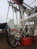 Equipamento Drilling inclinado Multifunctional equipado com o sistema de alimentação da tubulação