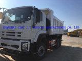 판매를 위한 25 톤 선적을%s 가진 첫번째 새로운 Isuzu 6X4 무거운 덤프 트럭