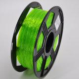 Haute résistance ABS / PLA / HIPS / Nylon / Flexible / Fibre de carbone / PETG Filament pour imprimante 3D