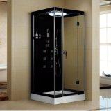 Sitio de ducha completo con la ducha/la radio/el altavoz superiores