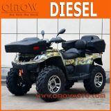 Diesel 900cc 4X4 4 Rueda de la motocicleta