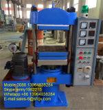 Tipo vulcanizador de la placa, máquina de vulcanización de la placa, azulejos de goma del pilar que vulcanizan la prensa (XLB-240X240)