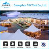 販売の結婚式のイベントのための20 x 80mの玄関ひさしのおおいのテント