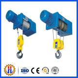 Gru elettrica della piccola di acciaio di prezzi diretti della fabbrica corda del filo