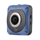 FHD 1080P 활동 사진기는 렌즈 Vr DV 360 파노라마 360 도 이중으로 한다