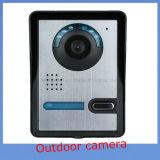 Система безопасности дома внутренной связи дверного звонока телефона двери HD 720p WiFi видео-