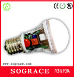 Le module de carte de gestionnaire d'ampoule de DEL embarque le constructeur