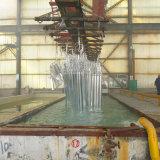 Torretta d'acciaio galvanizzata della grata del TUFFO caldo