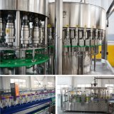 Máquina de enchimento automática de bebidas minerais de água mineral