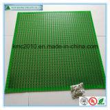 1 PCB van de laag met Matte Groene Soldermask