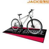 Couvre-tapis de logo de vélo personnalisé par vente en gros d'usine