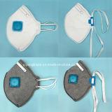 Máscara anti plegable Ffp2 del respirador del polvo Ffp1