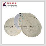 Колесо поверхности металла Deburring и меля сизаля ткани заполированности