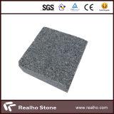 花こう岩の立方体の石/敷石
