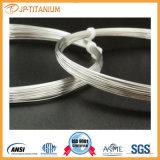 Fios Titanium brilhantes recozidos Dia1.0 de ASTM B863 Grade2