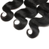 100% Remy Human Hair Extension, Natural Virgin Brazilian Hair