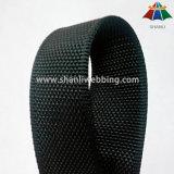 1.5 인치 검정 구슬로 만드는 연약한 나일론 가죽 끈