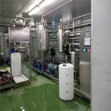 Máquina de enchimento asséptico da água do coco que empacota no saco asséptico no cilindro