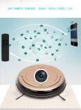 Limpieza de la casa del producto de limpieza de discos de Emhome del aspirador con Videocams certificado por el SGS, Ce, CCC, RoHS