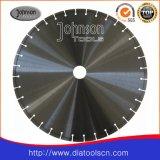500mm cuchilla de diamante: Diamante Laser Laser Hoja de sierra para hormigón