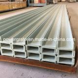 Canal de alta resistencia de la fibra de vidrio C de FRP