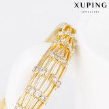 51550 überzogenes Schmucksache-Armband des Formzircon-18k Gold