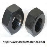 Noix de haute résistance Hex DIN 6915 pour Struture en acier