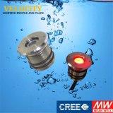 스테인리스 316 수영풀을%s 고품질 IP68 RGB LED 수중 빛