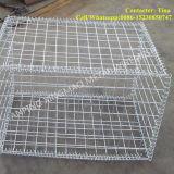 A fábrica de China galvanizou a cesta soldada Gabion da pedra da caixa de Gabion (XM29)