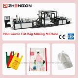 Saco de empacotamento não tecido da tela que faz a máquina fixar o preço (ZXL-B700)