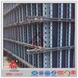Coffrage de mur du bâti Q235 en acier pour le bâti concret de construction