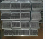 교차하는 역류 알루미늄 호일 공대공 격판덮개 열교환기