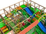 Оборудование спортивной площадки мягкой темы джунглей игры крытое с вращая игрушками