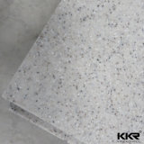 Surface de solide de décoration intérieure de partie supérieure du comptoir