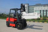 3 Tonnen-Gabelstapler mit Ballen-Schelle/Diesel-Gabelstapler des Gabelstapler-Truck/3t