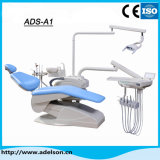 Preiswertes LED-zahnmedizinisches Stuhl-Gerät mit Vorsichtsmaßnahme
