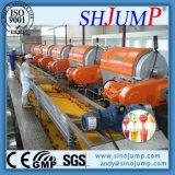 La producción del zumo de naranja Máquina-Da vuelta a la solución dominante
